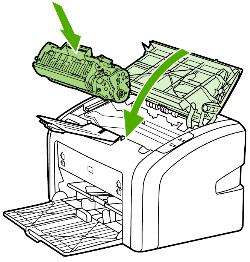 Принтер издает странные звуки. Трещит, гудит, свистит.